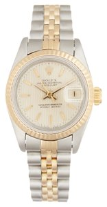 Rolex Rolex Datejust 18K Yellow Gold and Stainelss Steel Laides Watch