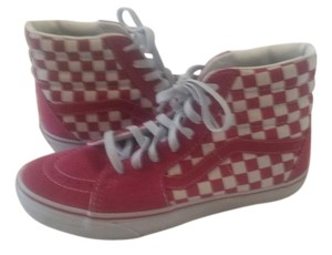 Vans Off The Wall Dark Pink Athletic