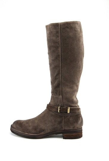Alberto Fermani Suede Brown Boots