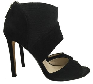 Michael Kors Vintage Collection Suede Black Pumps
