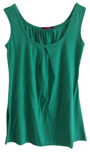 Julie's Closet Top Green