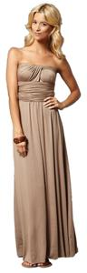 Tan Maxi Dress by Tart Infinity Maxi
