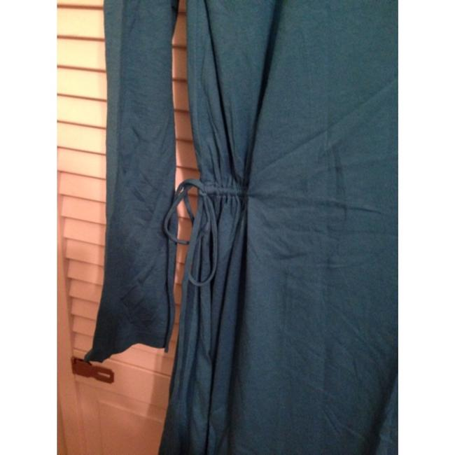 M-e clothing short dress Blue on Tradesy