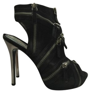 Sam Edelman Vintage Comfortable Edgy Black Pumps