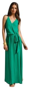 Kelly Green Maxi Dress by Haute Hippie