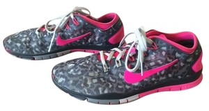 Nike Pink Grey Athletic