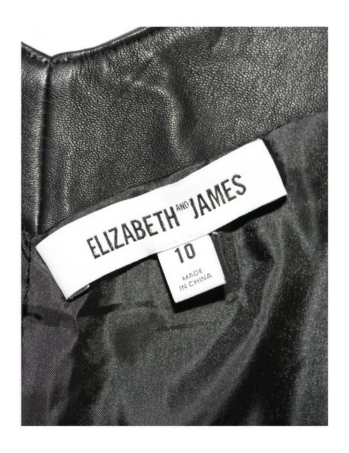 Elizabeth and James Lambskin Dress Image 1