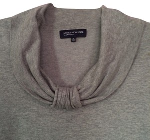 Jones New York Top Grey