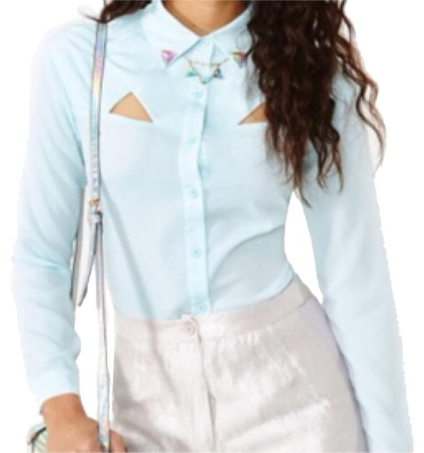 Preload https://item3.tradesy.com/images/nasty-gal-baby-blue-ice-breaker-blouse-button-down-top-size-8-m-5331067-0-0.jpg?width=400&height=650