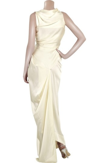 Vivienne westwood gold label ivory opuntia gown wedding for Vivienne westwood wedding dress price