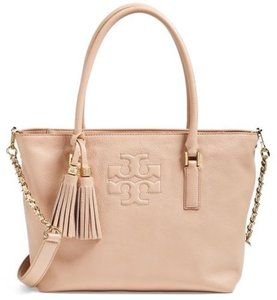 Tory Burch Thea Convertible Tote in Pink