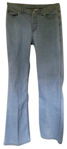 Ellemenno Boot Cut Jeans-Light Wash