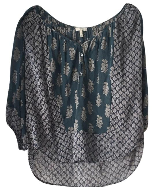 Preload https://item4.tradesy.com/images/joie-green-blouse-size-12-l-5334343-0-0.jpg?width=400&height=650