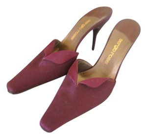 Sergio Rossi Purple Pumps