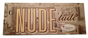 The Balm The Balm Nude'tude Eyeshadow Palette