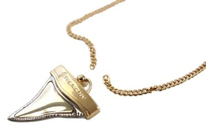 Givenchy SHARK TOOTH MULTI STRAND TWO TONE CHAIN - NEEDS REPAIR