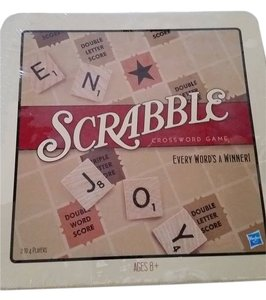 Scrabble NEW Scrabble Nostalgia Game Series 2009