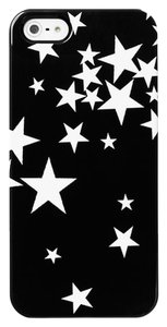 Kate Spade New Kate Spade black cluster stars Saturdays black and white iPhone 5/5s case