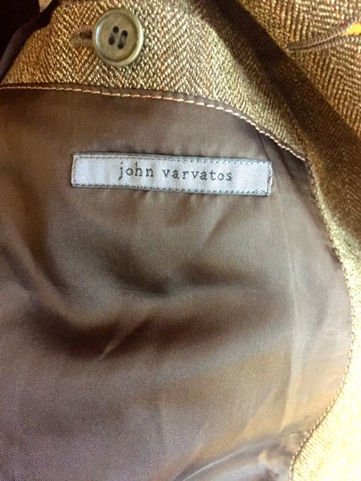 John Varvatos John Varvatos 100% Wool Blazer Made In Italy 52r