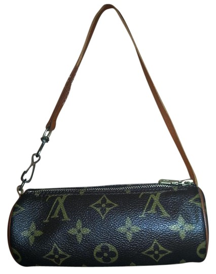 Preload https://item5.tradesy.com/images/louis-vuitton-papillon-monogram-mini-pouch-brown-canvas-leather-wristlet-5336014-0-2.jpg?width=440&height=440