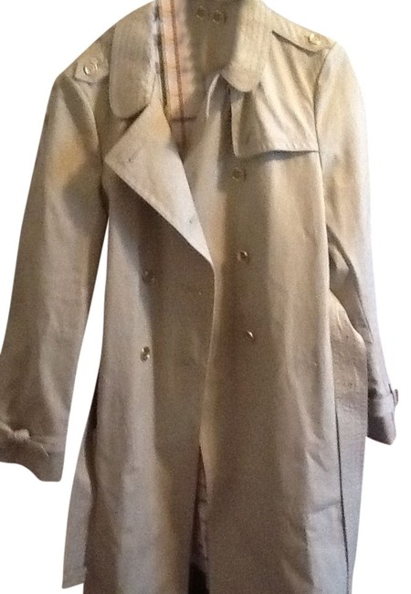 Coach Style New Tags Attached Burberry Designer Trench Coat