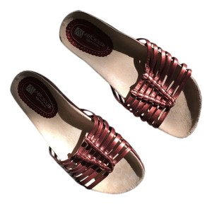 Aerosoles Comfort Sandal burnished copper Platforms