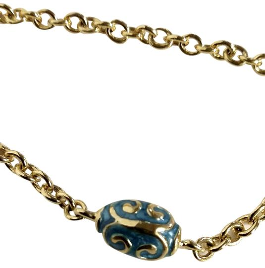 Lauren G Adams Gold Tone Long Chain Necklace by Lauren G Adams in Mint Condition Hard to Find!