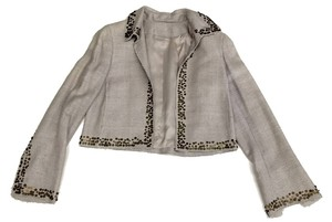 French Designer Military Jacket