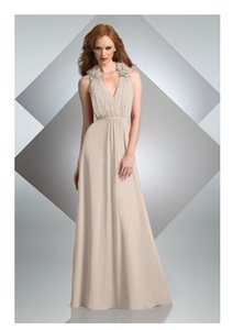 Bari Jay Beige 227 Dress