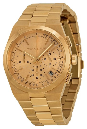Michael Kors Rose Gold Classic Stainless Steel Casual Ladies Watch