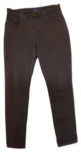NYDJ Skinny Pants Brown