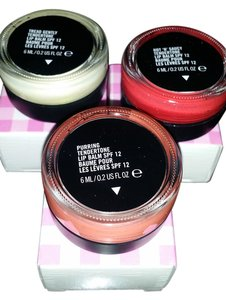 MAC Cosmetics Tinted lip gloss conditioners! !!