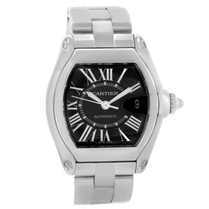 Cartier Cartier Roadster Black Dial Mens Automatic Watch W62041V3