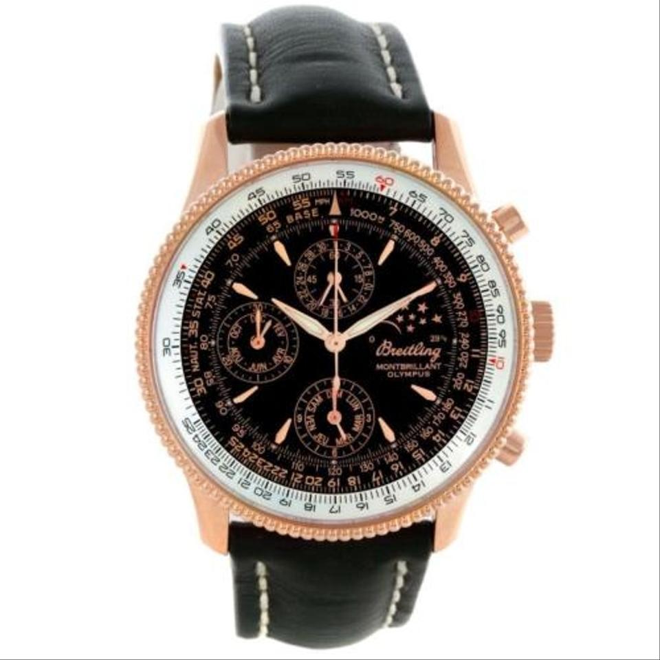 Breitling Montbrillant Rose Gold Limited Edition