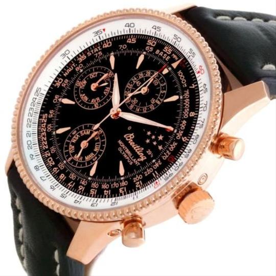Breitling Breitling Montbrillant Olympus Rose Gold Limited Edition Watch R19350