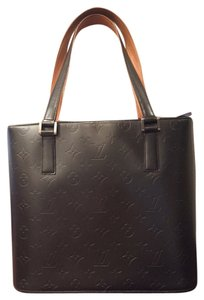 Louis Vuitton Vintage Limited Edition Exclusive Tote in Gunmetal
