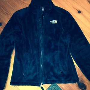 The North Face Warm Soft Black Jacket