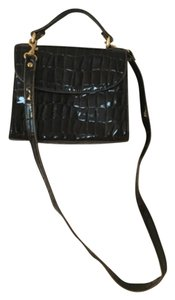 Diahann Carroll Satchel in Black