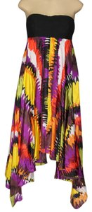 Trina Turk short dress multicolor on Tradesy