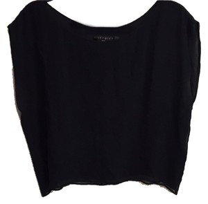 Alice + Olivia Top Blac