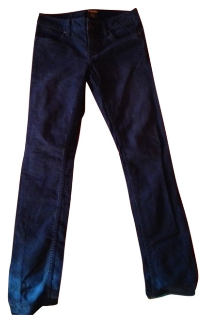 Rugby Ralph Lauren Straight Pants Navy Blue