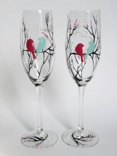 Preload https://item4.tradesy.com/images/other-hand-painted-glasses-personalized-flutes-b-reception-decoration-53408-0-0.jpg?width=440&height=440