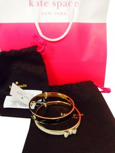 Kate Spade Bangle Bracelets Set Of Kate Spade