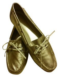 Sperry Platinum Flats