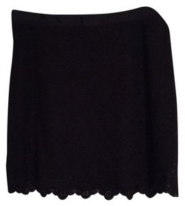 J.Crew Mini Skirt Blac