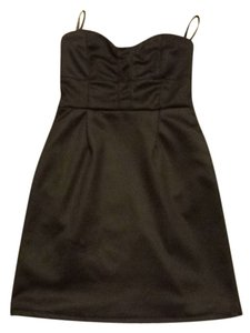 Silence & Noise Little Lbd Strapless Sweetheart Pockets Dress