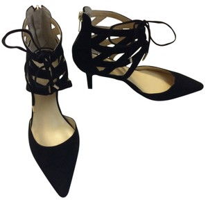 Ivanka Trump Black Pumps