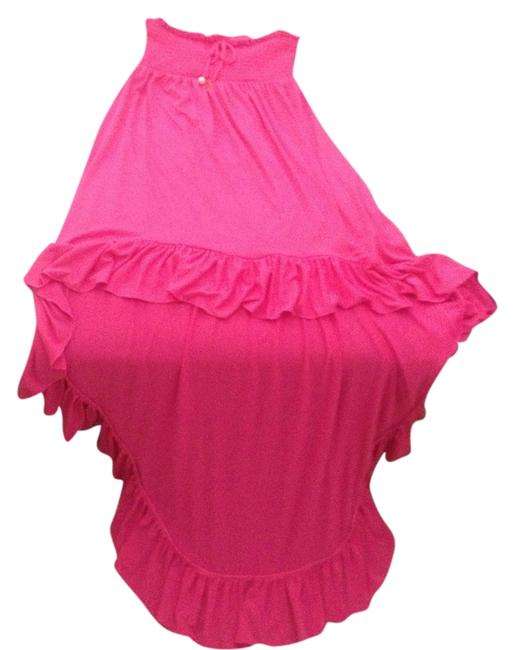 Preload https://item3.tradesy.com/images/juicy-couture-pink-tube-top-above-knee-casual-maxi-dress-size-4-s-5341537-0-0.jpg?width=400&height=650