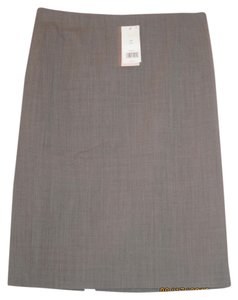 Banana Republic Skirt Grey