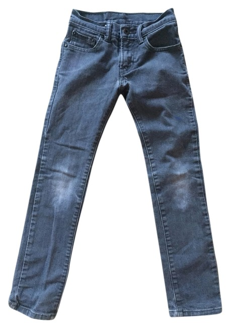 Levi's Children's Kid's Skinny Jeans-Medium Wash